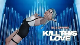 The Sims 4 BlackPink Kill this Love Animated Dance Machinima