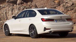 2019 BMW 320d Sport Line | Mineral White Metallic | Exterior, Interior