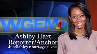 Ashley Hart,  Demo Reel 2017