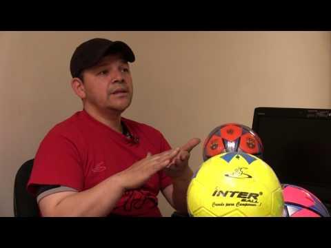 Así es el paso a paso de cómo se hace un balón Fútbol tras bambalinas | Gol Caracol
