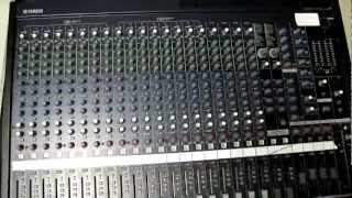 Stage Left Audio - equipment overview - FOH mixing consoles