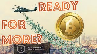 MYSTERIOUSLY DELETED VIDEO RE-UPLOAD: New STIMULUS PACKAGE Helicopter Money INCOMING. BITCOIN DUMP.