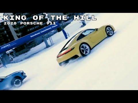 King Of The Hill 2020 Porsche 992 911