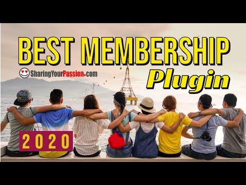 Simply The Best Membership WordPress Plugin In 2020 - MemberPress