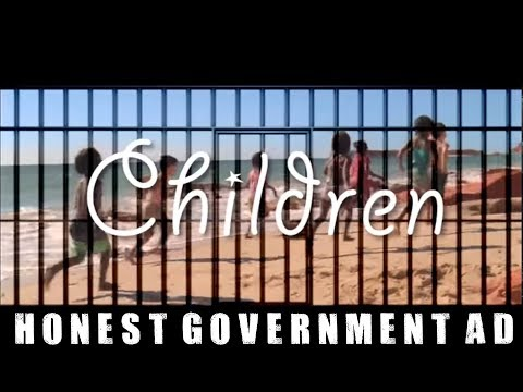 Honest Government Advert - We Tortured Some Kids