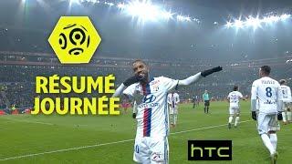 Résumé de la 21ème journée - Ligue 1 / 2016-17
