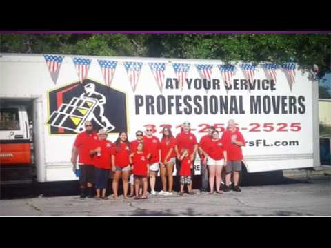 At Your Service Professional Movers : Commercial Movers in Melbourne, FL