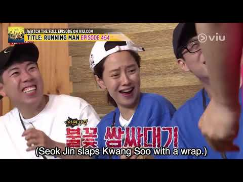 The Wrap Slap (Running Man EP 454 w/ Eng Subs) - YouTube