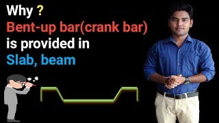 Why Bent-up bar (Crank) is provided in slab & beam? thumbnail