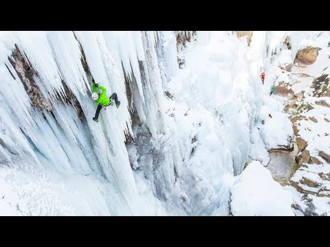 Ouray Ice Climbing Festival 2018 Highlights