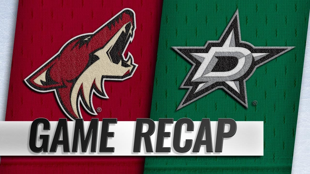 Predators vs. Stars final score: Dallas' Ben Bishop holds off ...