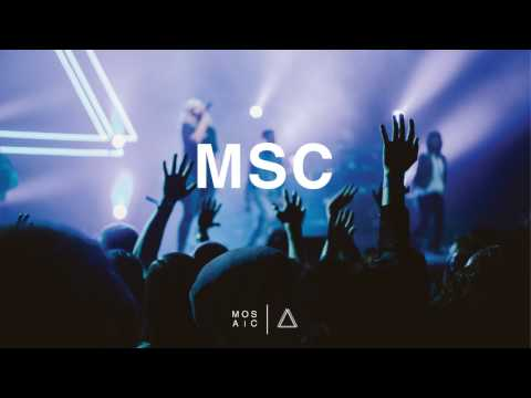 Glory and Wonder (Live Audio) - MOSAIC MSC