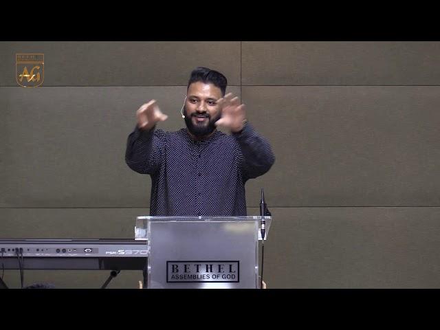 Abel Joseph | English Sermon | 16 August 2019