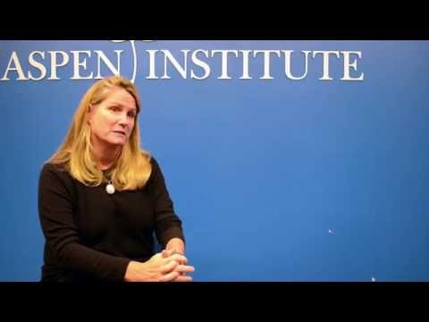 Anne Mosle on the Aspen Institute's Bottom Line report. - YouTube