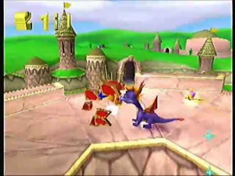 Spyro the Dragon - Stone Hill