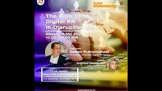 Download Guest Lecture Ilmu Komunikasi - Digital PR