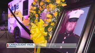 Candlelight Vigil for Accident Victims
