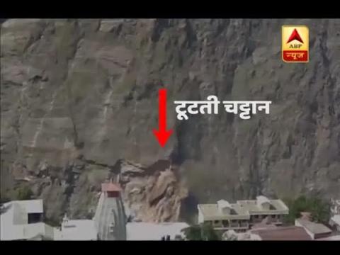 Jan Man: 1500 pilgrims stranded as landslide occurs on Rishikesh-Badrinath National Highwa