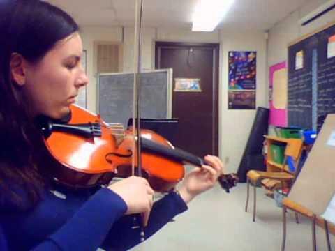 Jingle Bells Viola 1