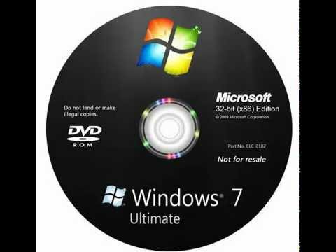 Windows 7 ultimate sp1 x86 x64 youtube for Window 7 ultimate