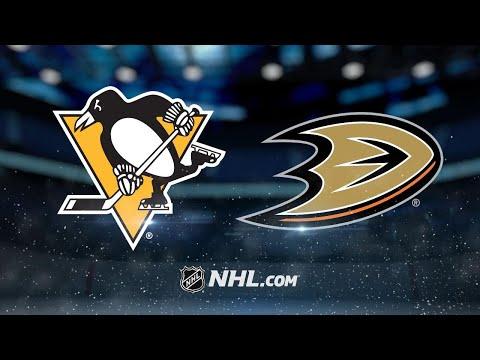 Kase, Fowler power Ducks past Penguins, 5-3
