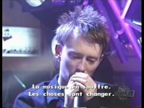 (2003/06/02) Musique Plus, Thom, Jonny & Colin