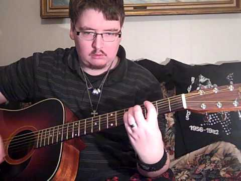 me showing you HOW TO PLAY 'I LOVE THIS BAR' by TOBY KEITH on ACOUSTIC GUITAR