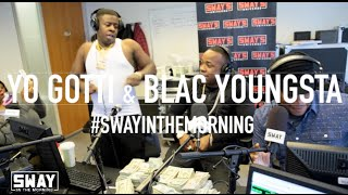 Yo Gotti and Blac Youngsta Count Racks & Speak on The Art of Hustling