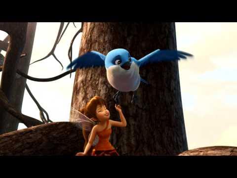 Trailer do filme Tinker Bell e o monstro da terra do nunca