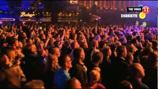 Rasmus Seebach - Lidt i Fem - The Voice 2011 {HD}