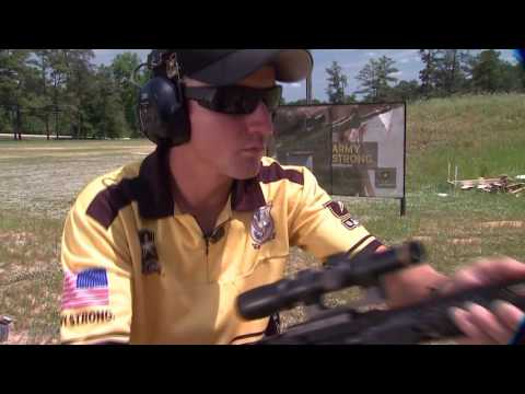 2016 ProTip with SFC Daniel Horner: rifle grip, stance and body position