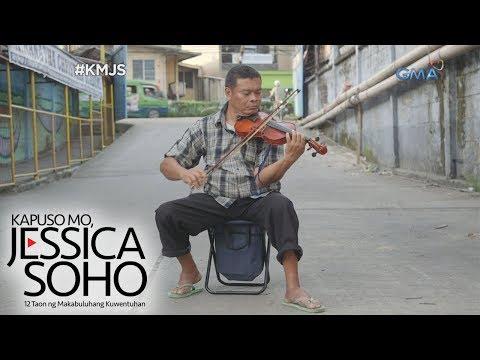 Kapuso Mo, Jessica Soho: Ang munting konsiyerto ni Idod