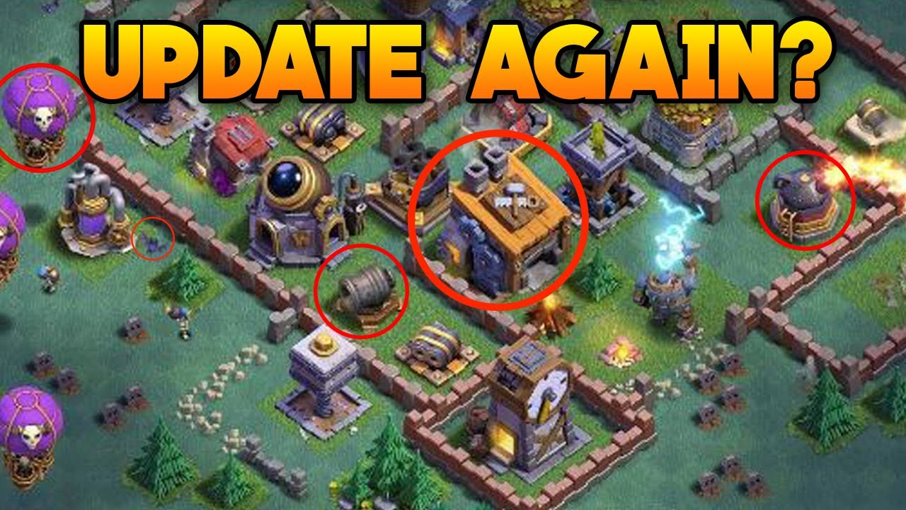 Clash of Clans | Another Update ALREADY?? New CoC Update ...
