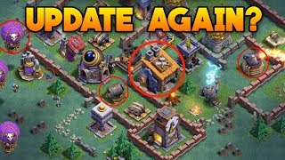 Clash of Clans | Another Update ALREADY?? New CoC Update Coming Soon! New Troops, Defences & BH6!
