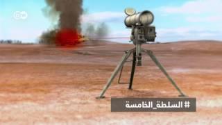غرافيك يوضح قدرات صاروخ الكورنيت الذي وصل إلى ترسانة داعش سيناء