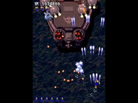 Arcade Longplay [401] Gunbird
