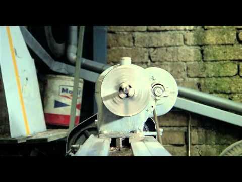 City Of The Living Dead (1980) Drill scene (HD)