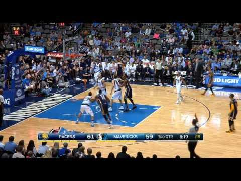 Indiana Pacers vs Dallas Mavericks   March 12, 2016   NBA 2015-16 Season