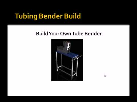 Build a Motorcycle Frame Part 3 - YouTube