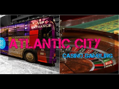 Atlantic City Casino Gambling And Tanger Outlet Shopping