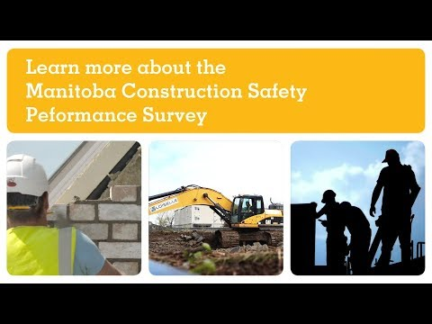 Manitoba Construction Safety Performance Survey