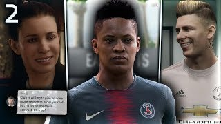 FIFA 19 THE JOURNEY Episode #2 - CHOOSE OUR CHARACTER!  (The Journey Full Movie Series)