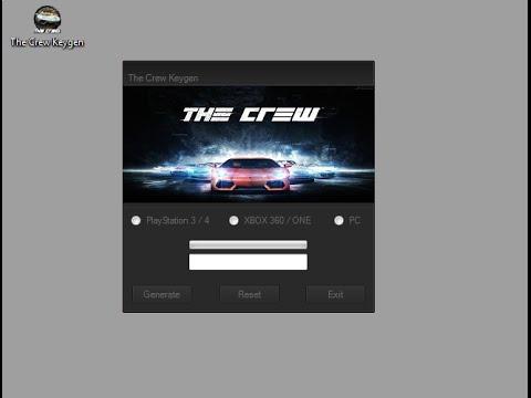 the crew wild run keygen download