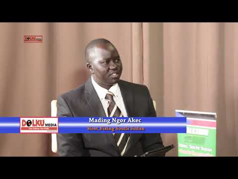 Simon Akuei Deng on the Nexus Between Business and Peace in South Sudan