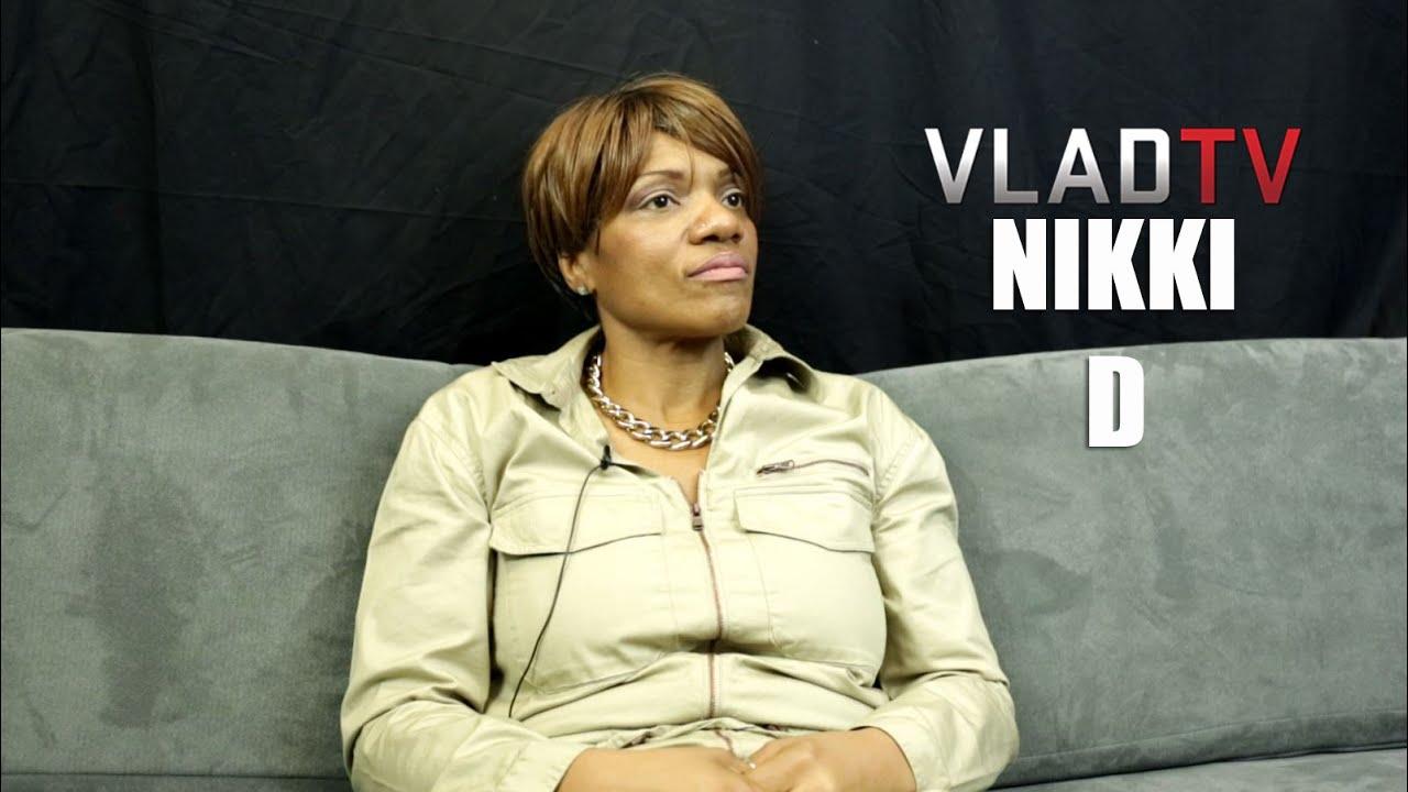 Nikki D Nude Photos 84