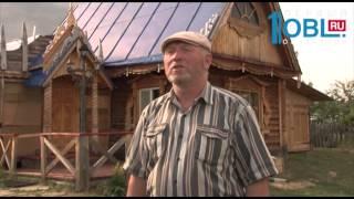 видео Деревянные избы на Руси