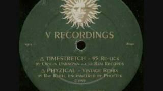 Roni Size - Timestretch (Origin Unknown 95 Re-Lick)