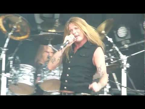 Sebastian Bach - I Remember You (Live - Download Festival, Donington, UK, June 2012)