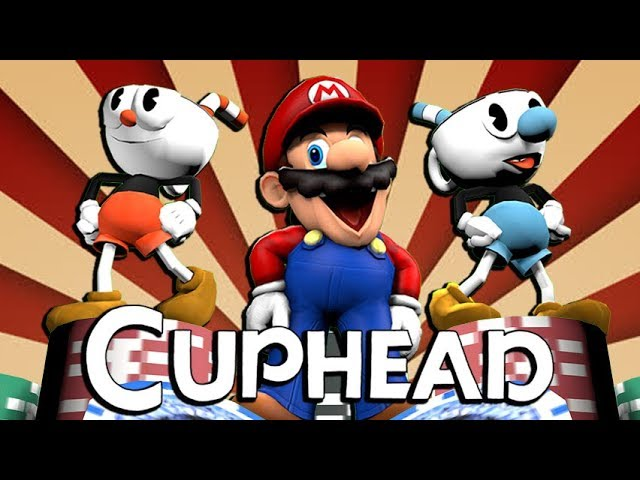 If Mario was in... Cuphead
