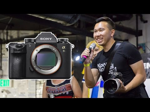 Former Liar NOT Getting Sony a9! [POST-LIVE]